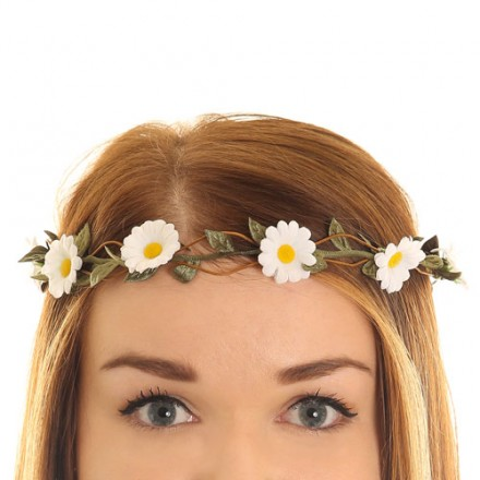 Flower Garland Headbands- assorted (8years-adults)
