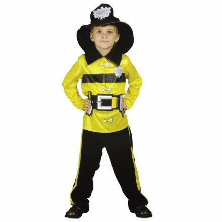 Fire Chief Boys Costume (6-8yrs)