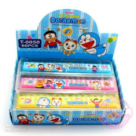 Character Kids Rulers