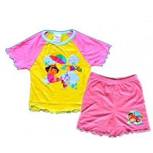 Dora Shorts Night Wear (2yrs)