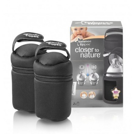 Tommee Tippee Closer to Nature 2 Thermal Travel Bags