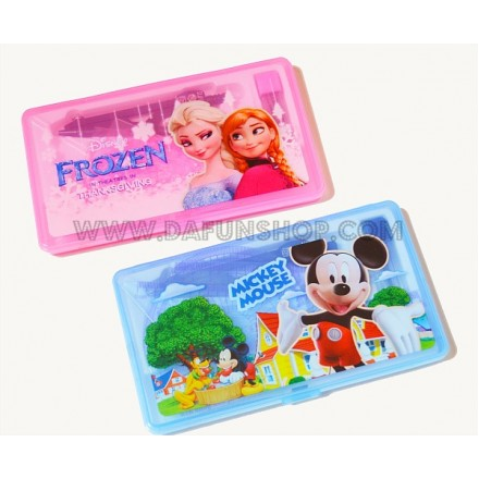Character Mathematical Set- Frozen, Mickey, Spiderman, Princess