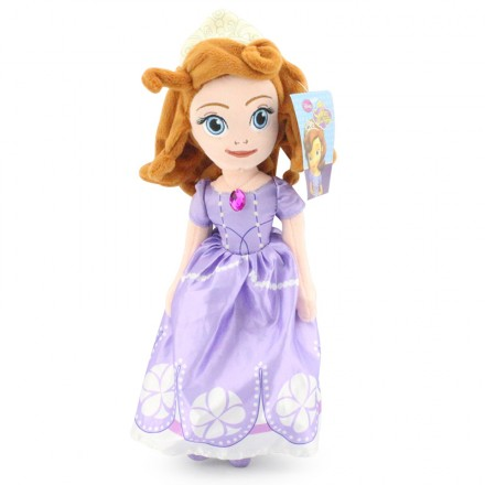 "Sofia the First Plush - 13"": Once Upon a Princess"
