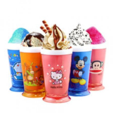 Zoku® Disney Slush and Shake Maker- Assorted characters