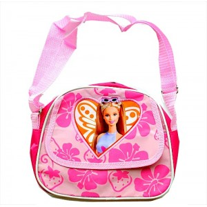 Girls Character Handbag- Strawberry, Barbie