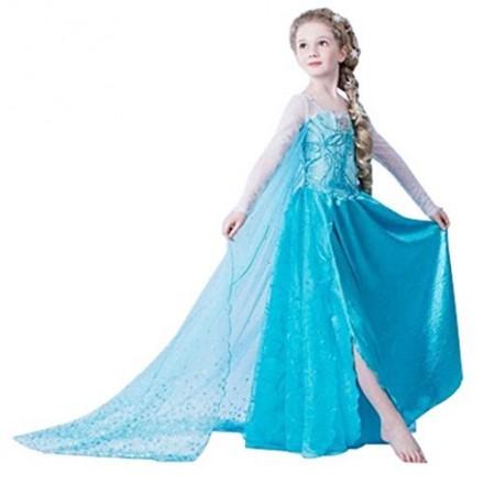 Disney Frozen Snow Flake Dress )2-8yrs