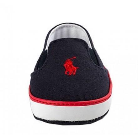 Ralph Lauren POLO Baby Prewalker Shoes - 0-9mths