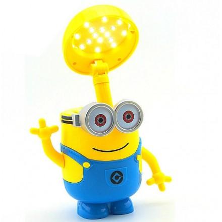 Minion 3d Led Rechargeable Lamp
