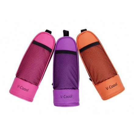 Portable Thermal Insulated Baby Bottle Bag- assorted colours