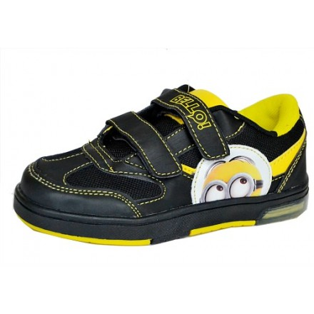 Despicable me Minions 'Bello' Sneakers- UK 12