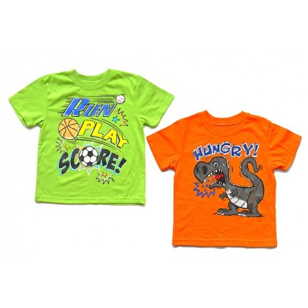Garanimals Boys tees (18mths-3yrs)