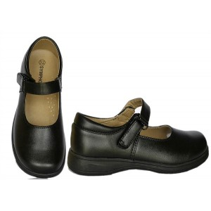Symphony Girls School Shoes- Size 31, 32, 33, 35)