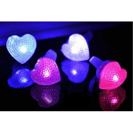 LED Party Rings- assorted designs
