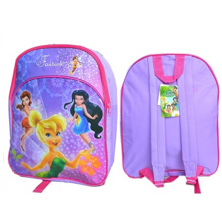 Tinkerbell Large Backpack- 16inches