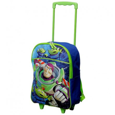 Disney Toy Story Rolling 16inches Trolley Backpack