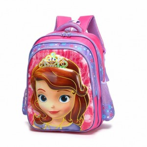 6D Kids 15inches Backpacks- NEW ARRIVAL! - assorted designs