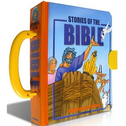 Stories of the Bible Book For Toddlers- Hardcover