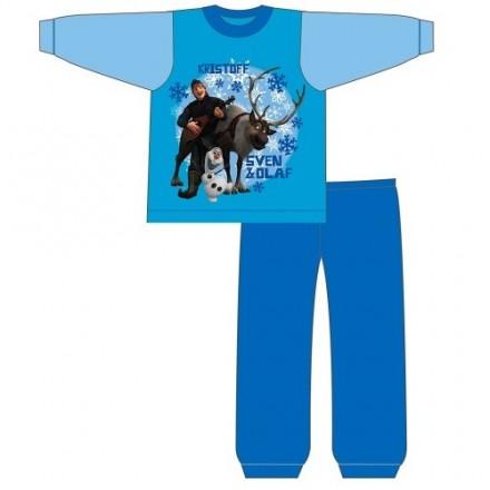 Disney Frozen  Boys Kristoff, Olaf & Sven Pyjamas- 2-3yrs