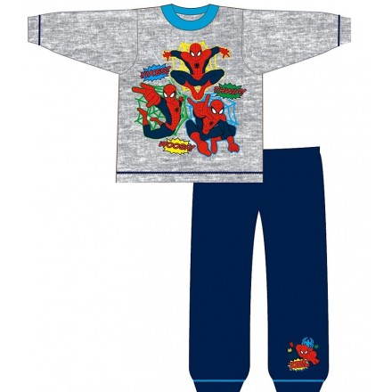 BOYS SPIDERMAN PYJAMAS- 18mths