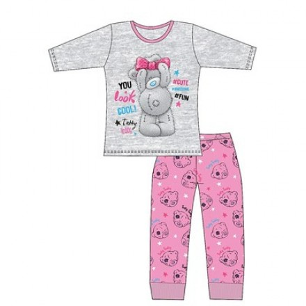 Disney Girls Me to You 2pc long sleeve pyjamas set - 7-8yrs, 9-10yrs