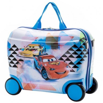 Cars Ride-on Luggage