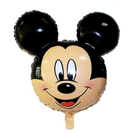 Disney Mickey Mouse JUMBO Head Supershape Foil Balloon