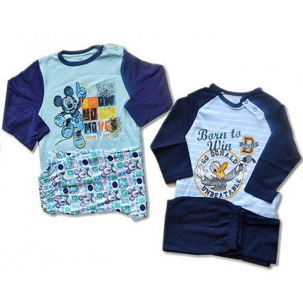 Disney Mickey & Donald Boys Pyjamas (12-18mths, 2yrs)