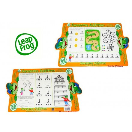 Leap Frog Awesome Addition: Addition Wipe-Off Mat!