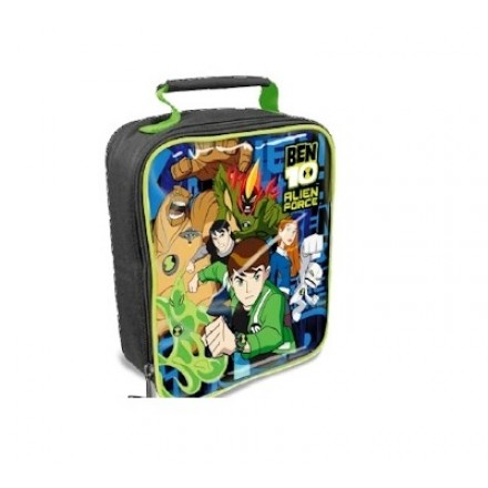 Ben 10 Lunch Bag with Carry handle