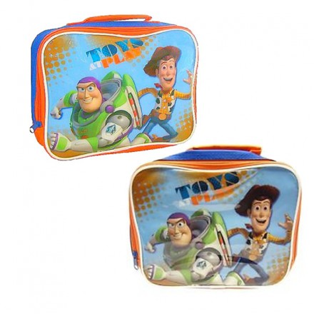 DISNEY Toy Story ´TOYS AT PLAY' Lunch bag with plate & Bottle