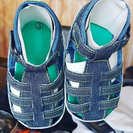 Next Baby Boys Prewalker Shoes - 6-12mths
