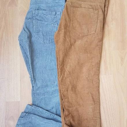 Boys Corduroy Pants  8yrs, 10yrs