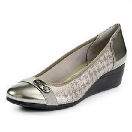 Anne Klein Bisa Wedge Pump - Size- US 6 / Eur 38