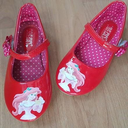 Bear Cinderella Girls Shoes