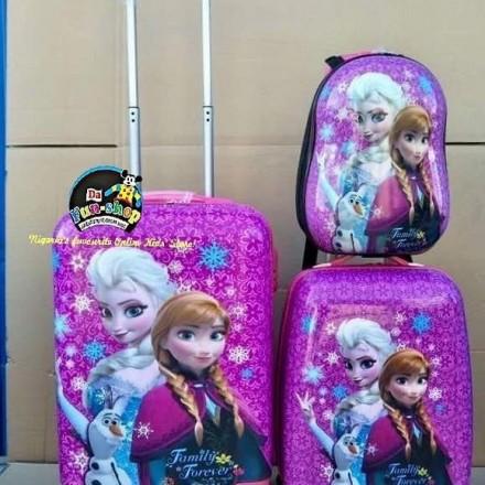 Frozen Luggage Set - 3 piece