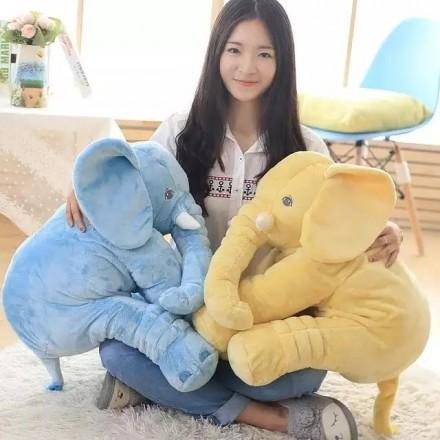 Elephant Stuffed Plush Cushion/Pillow