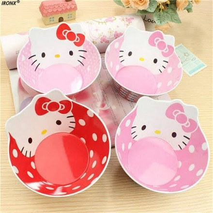 Hello Kitty Cereal Bowls