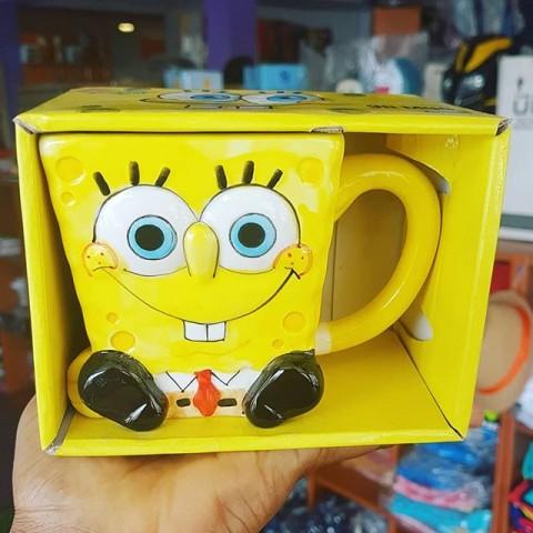 Dainty, Sponge Bob 3d Mug