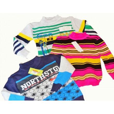 Chidren Sweaters- assorted designs (3-8yrs)