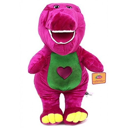 17inches Barney Singing I Love You Plush