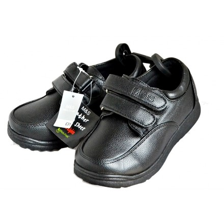 Marks & Spencer Boys School shoes- UK 9- 3
