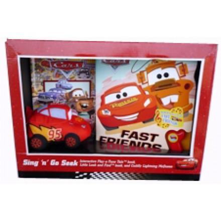 Disney Pixar Cars Sing & Go Interactive Box