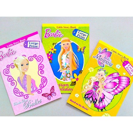 Barbie Little Story Book