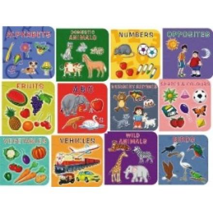 Alka Mini board books