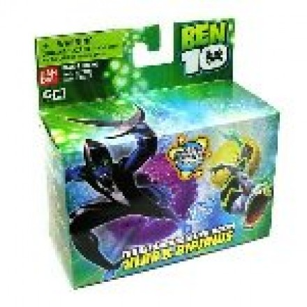 Ben 10 Transforming Alien Rocks 1 Inch Mini Figure Set