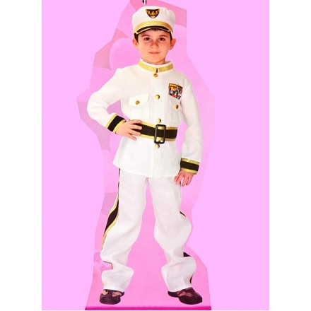 Boys Navy Costume (5-6years), (7-9yrs)