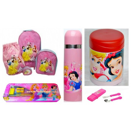 Disney princess Matched set 13