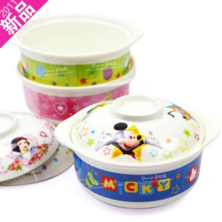 Character Kids Melamine Covered Soup/Cereal Bowl- 4 designs