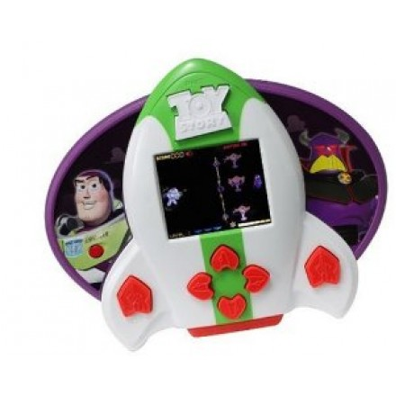 Disney Pixar Toy Story Zurg Attacks LCD Video Game