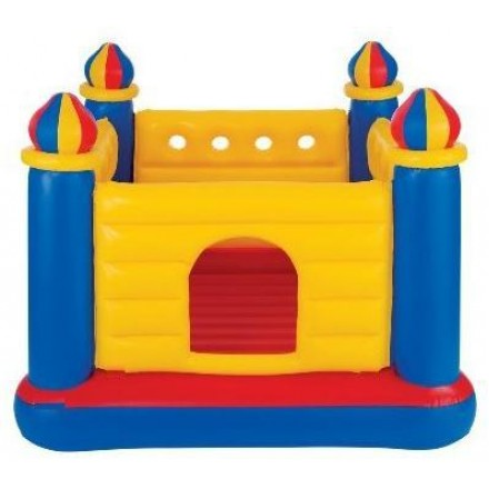 Intex Jump O Lene Castle Bouncer, Age 3 - 6